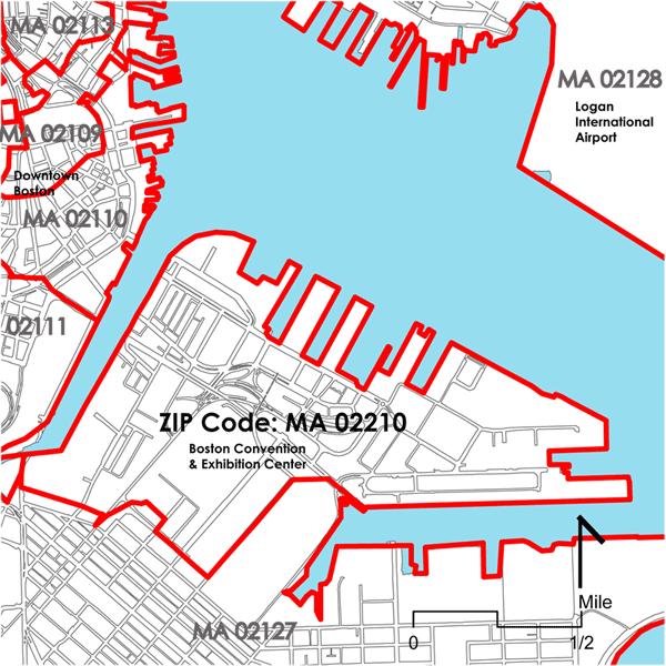 Boston Studies Data Geography